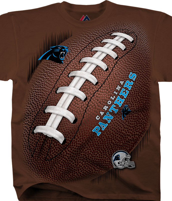 CAROLINA PANTHERS KICKOFF TIE-DYE T-SHIRT