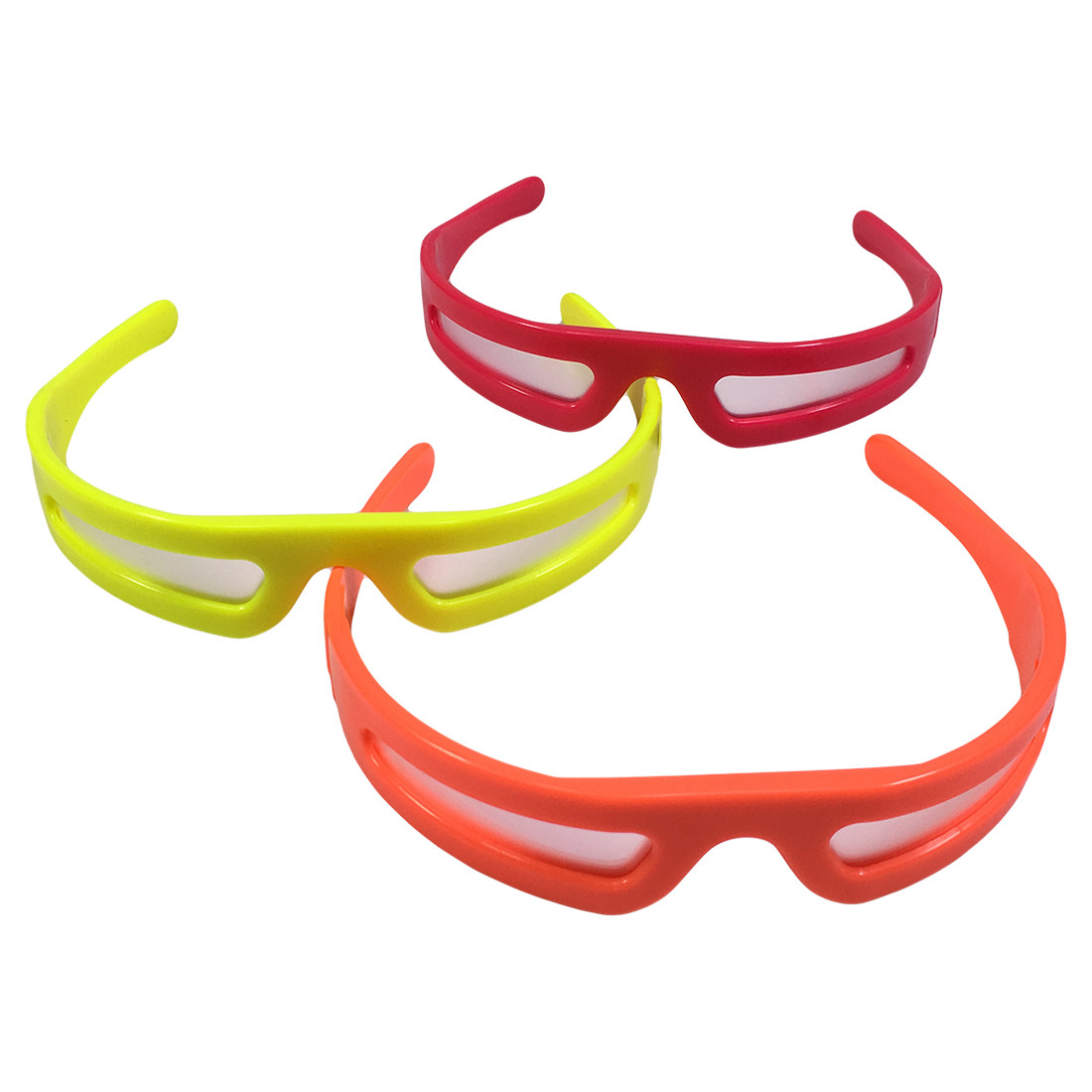 Psychedelic Rainbow Glasses