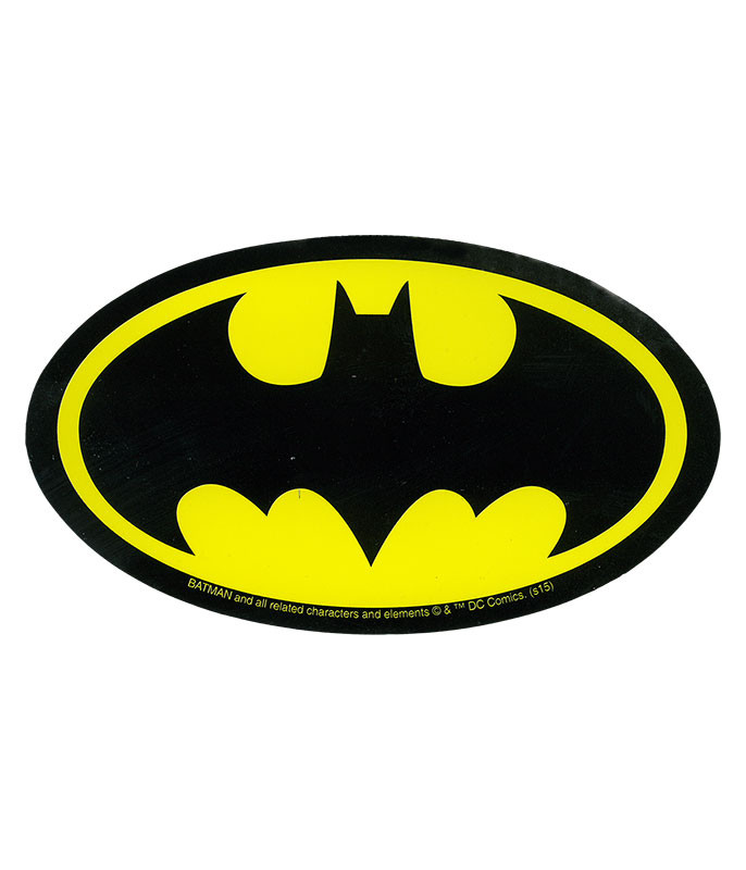 BATMAN LOGO STICKER