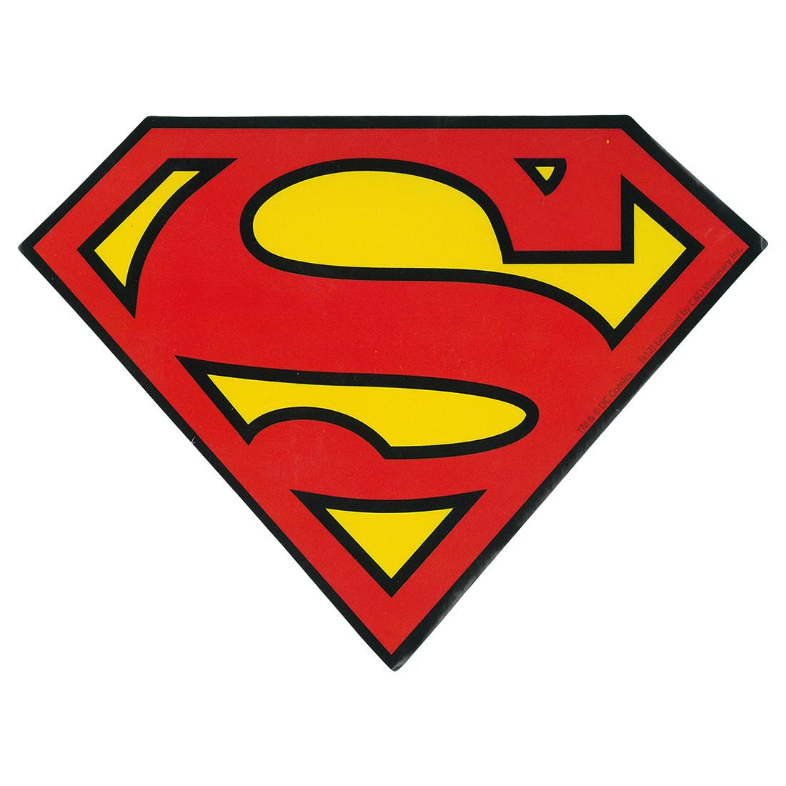 Superman Logo Sticker