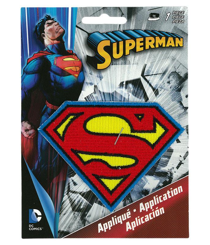 Superman Logo Patch