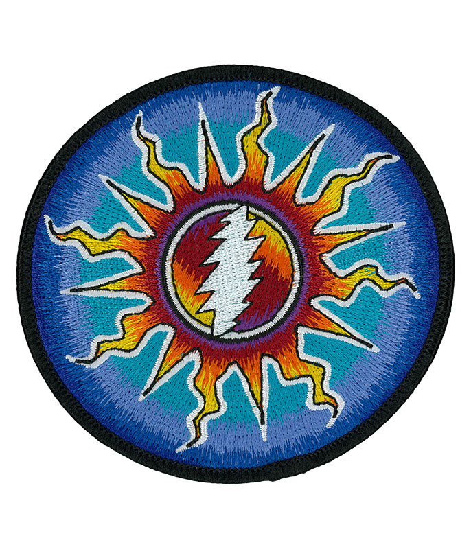 GD SUNSHINE BOLT PATCH