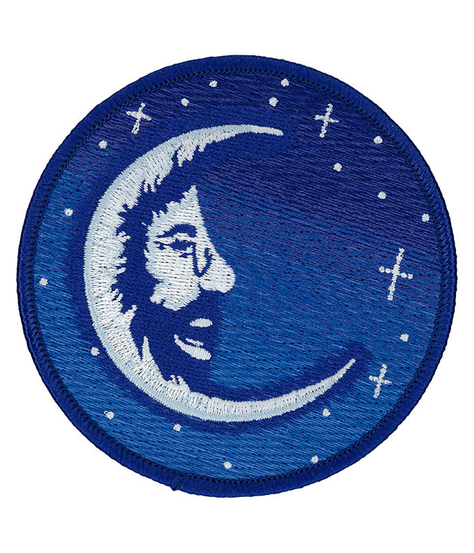 Jerry Moon Patch