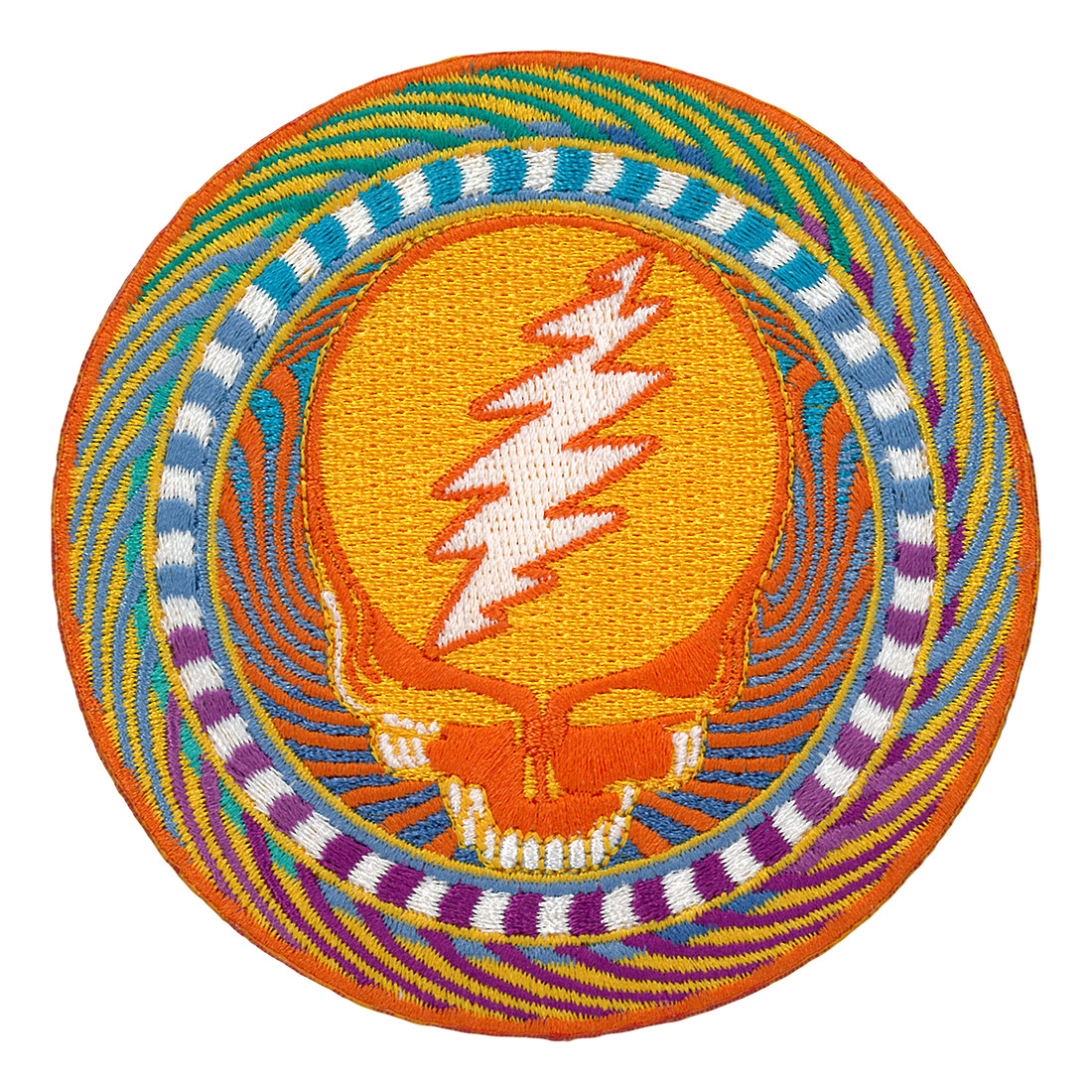 GD Orange Sunshine Patch