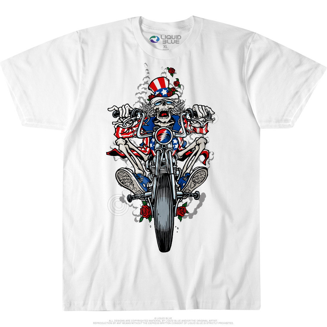 Moto Sam Custom T-Shirt