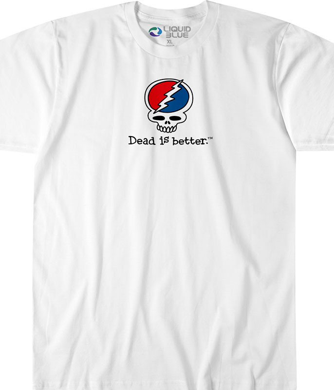 DEAD IS BETTER - SYF CUSTOM T-SHIRT