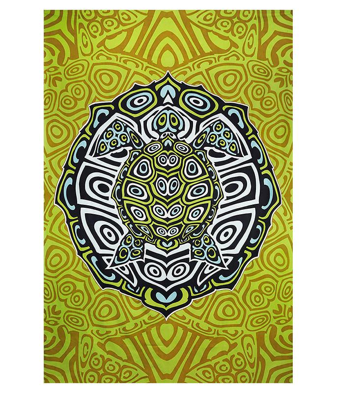 Sea Turtle Tapestry