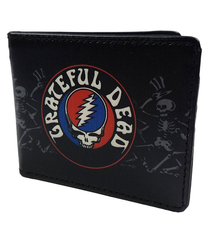Grateful Dead GD SYF Bi-Fold Wallet
