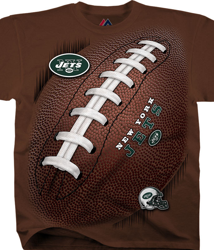 New York Jets Kickoff Tie-Dye T-Shirt