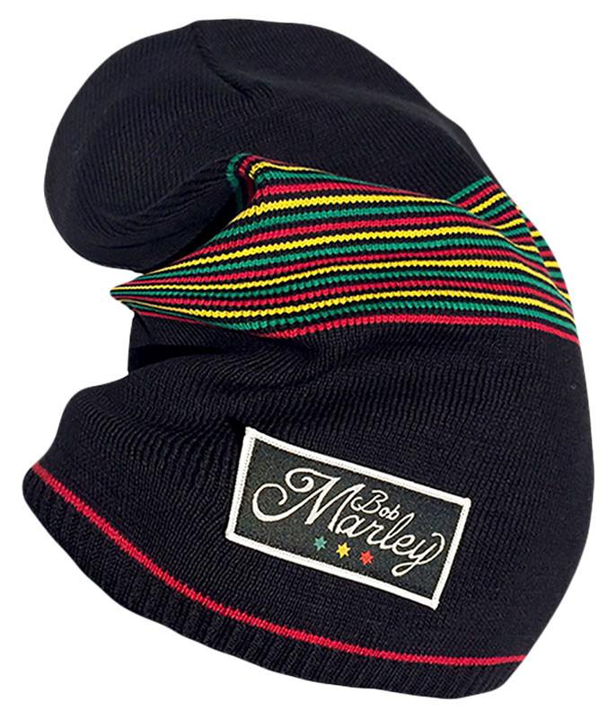 Bob Marley Rasta Stripe Tam