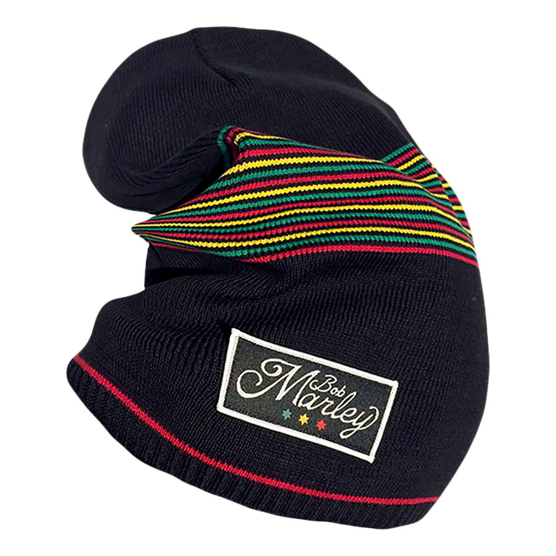 Marley Rasta Stripe Tam