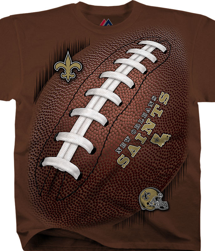 New Orleans Saints Kickoff Tie-Dye T-Shirt