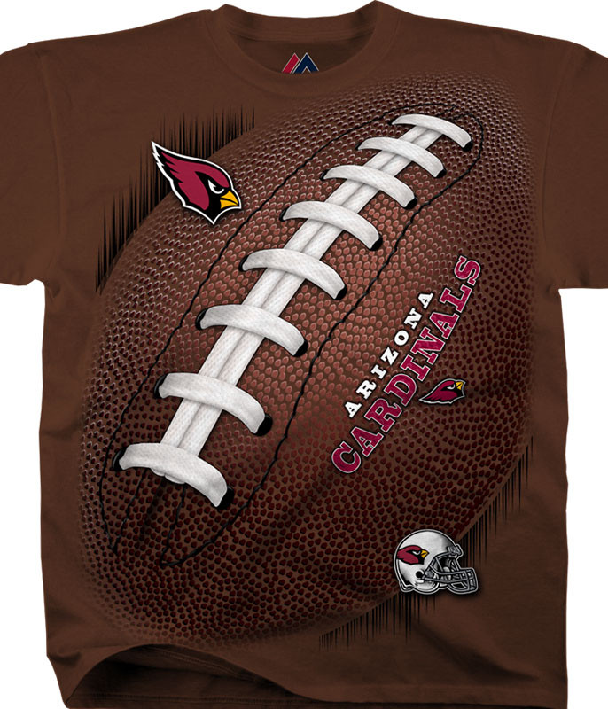 ARIZONA CARDINALS KICKOFF TIE-DYE T-SHIRT