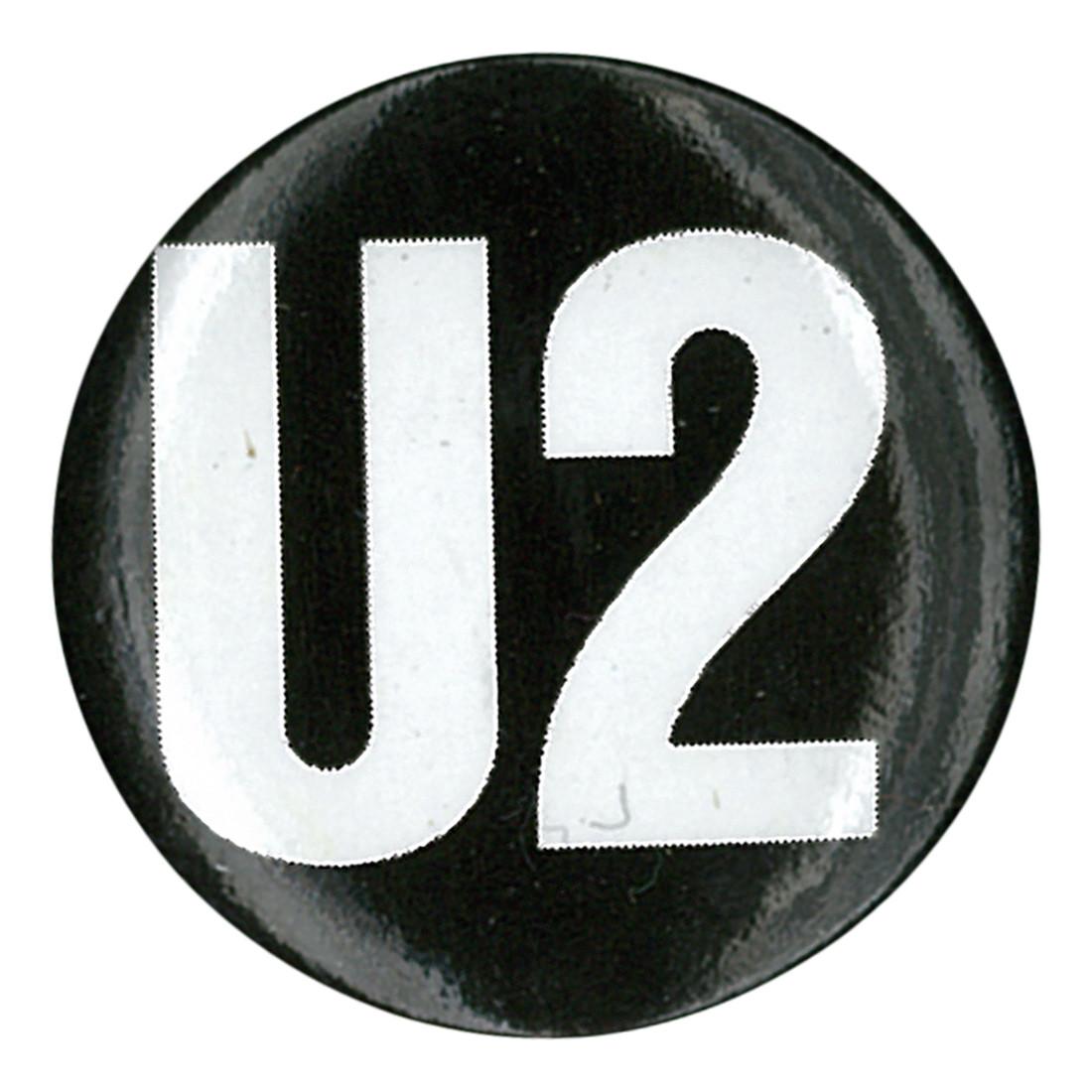 U2 Logo Pin