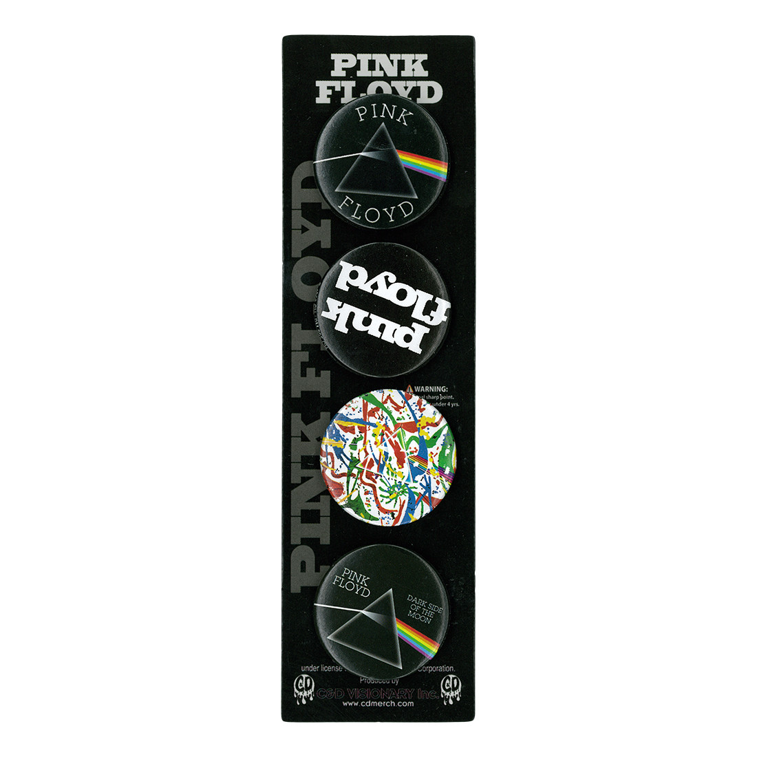PF Dark Side Pin Set