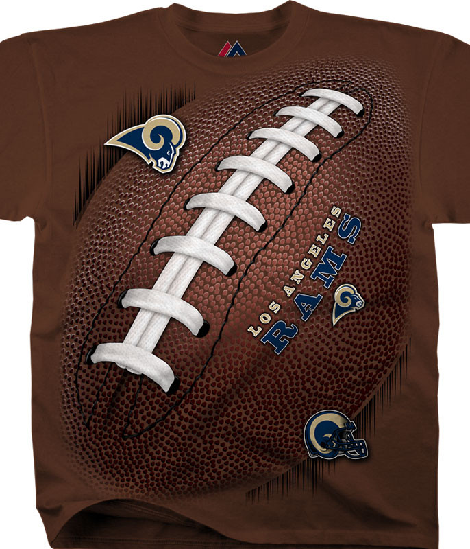 Los Angeles Rams Kickoff Tie-Dye T-Shirt