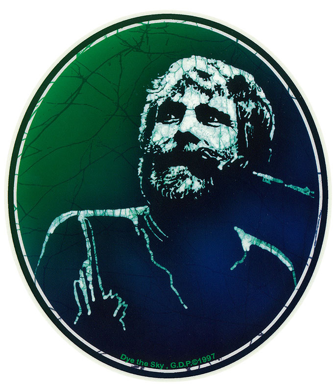Grateful Dead GD Brent Mydland Sticker