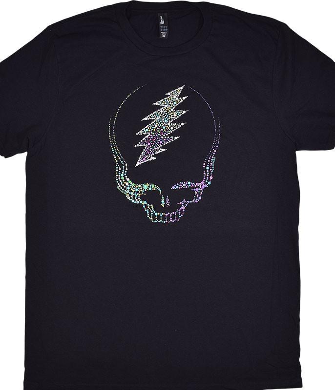 GD Sparkling SYF Black Athletic T-Shirt