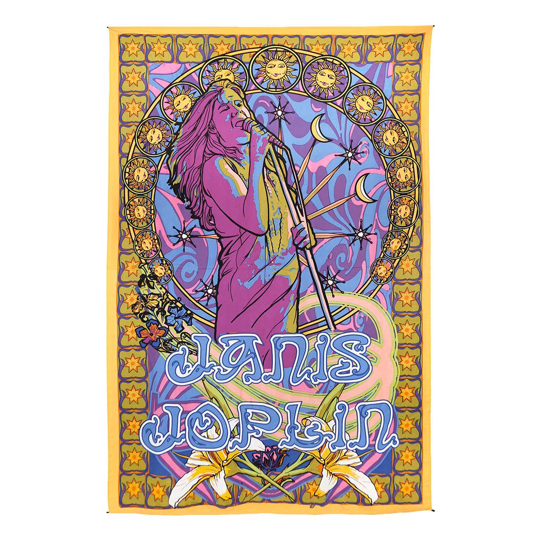 Janis Joplin Tapestry