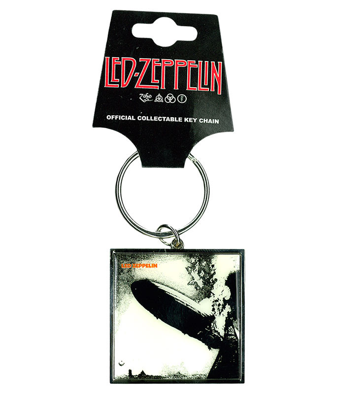 LED ZEPPELIN I KEYCHAIN