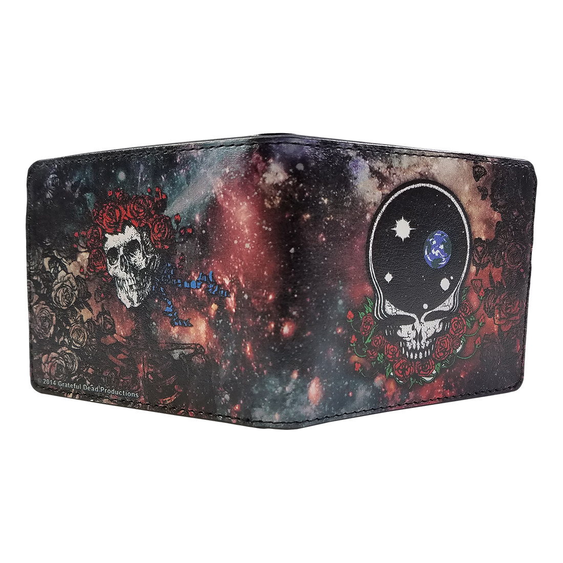 GD Space Your Face Bi-Fold Wallet