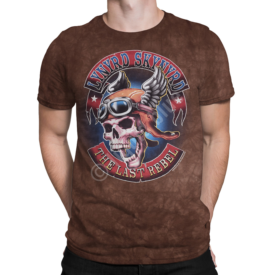 South Of Heaven Tie-Dye T-Shirt