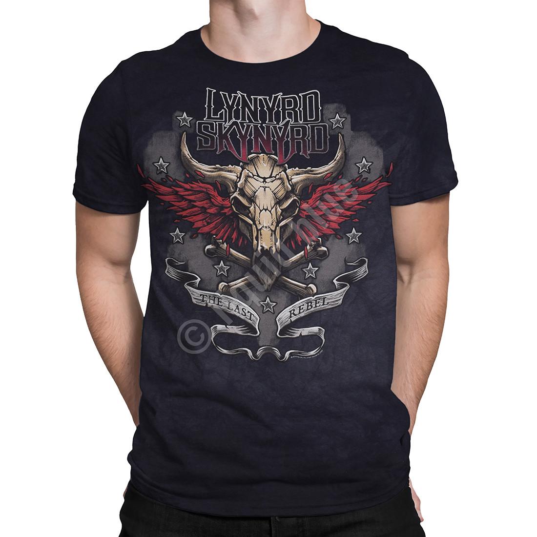 The Last Rebel Tie-Dye T-Shirt