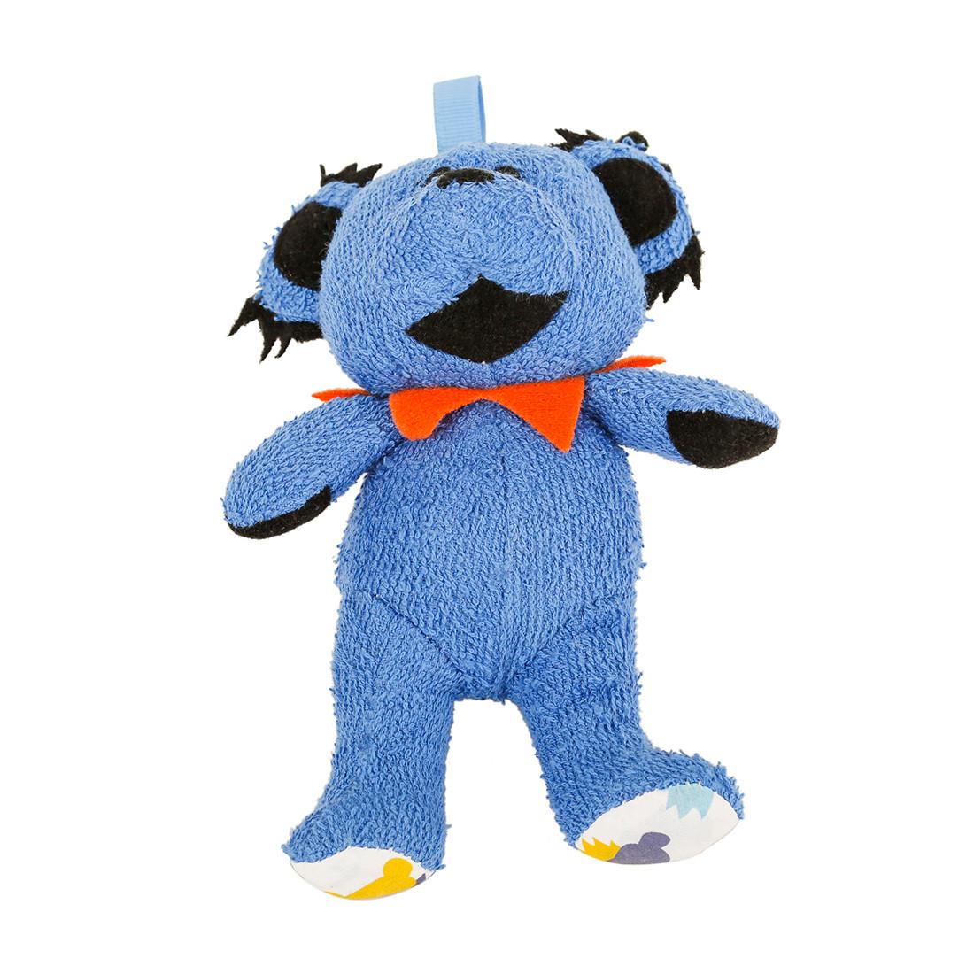 GD Blue Dancing Bear Baby Rattle