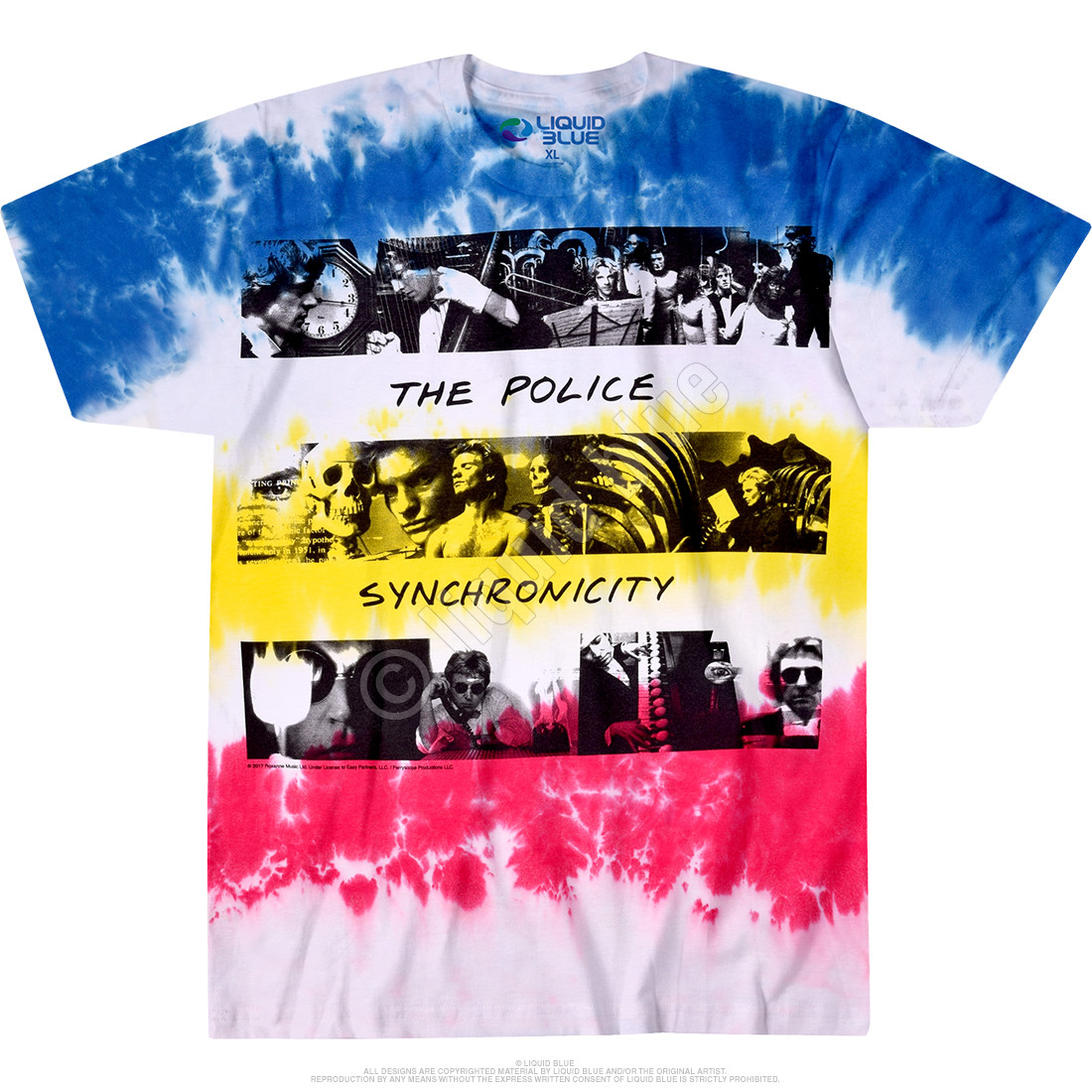 Synchronicity Tie-Dye T-Shirt