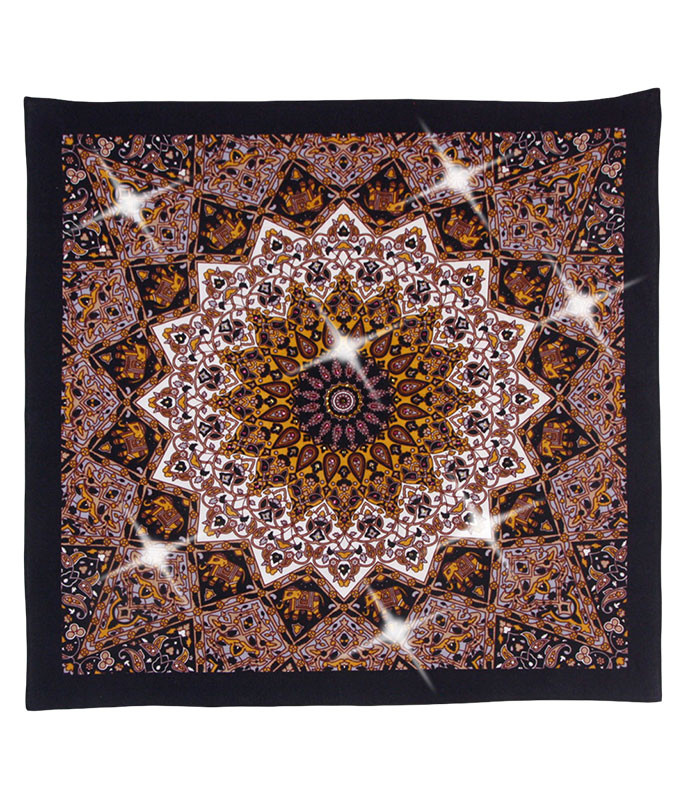 Swarovski Crystal India Star #9 Bandana
