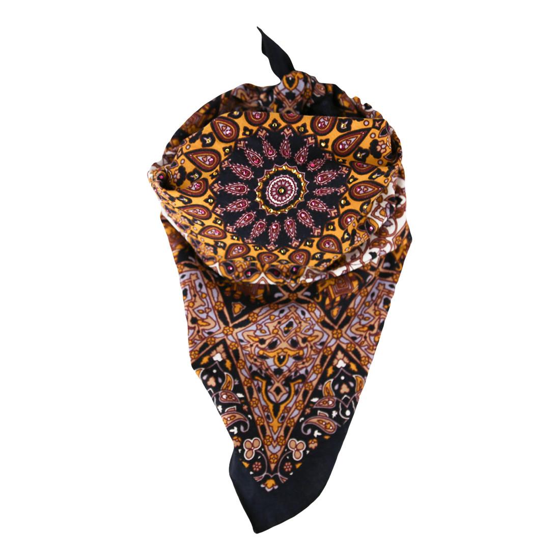 Swarovski Crystal India Star #9 Bandana