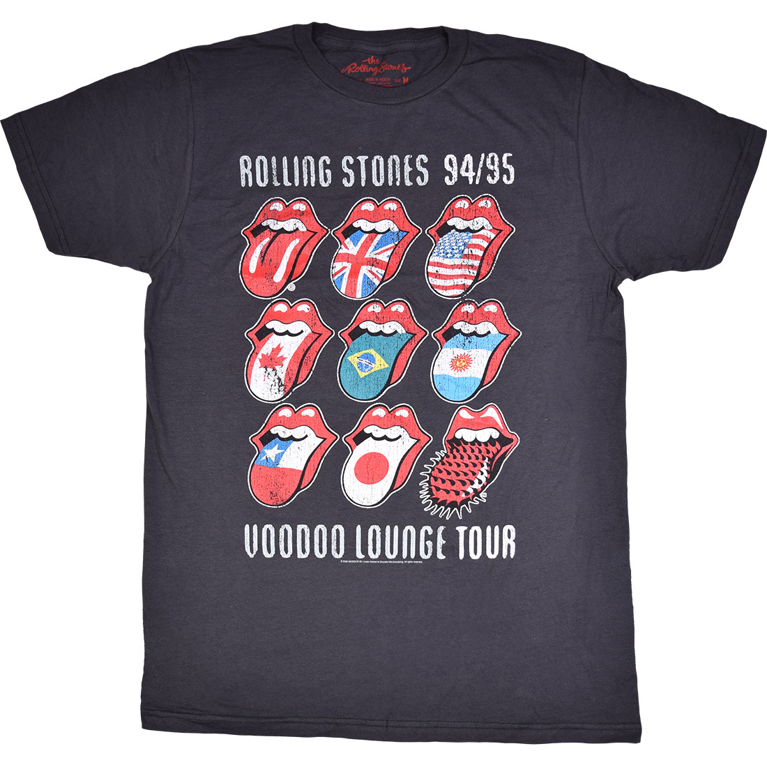9053d8a9adf6 Rolling Stones Dragon Tongue Vintage T Shirt – EDGE Engineering and ...