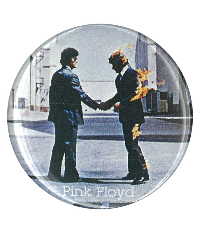 Pink Floyd PF Burning Man Pin