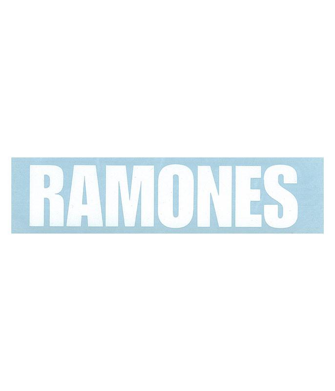 Ramones Rub On Sticker Clearance 30% OFF
