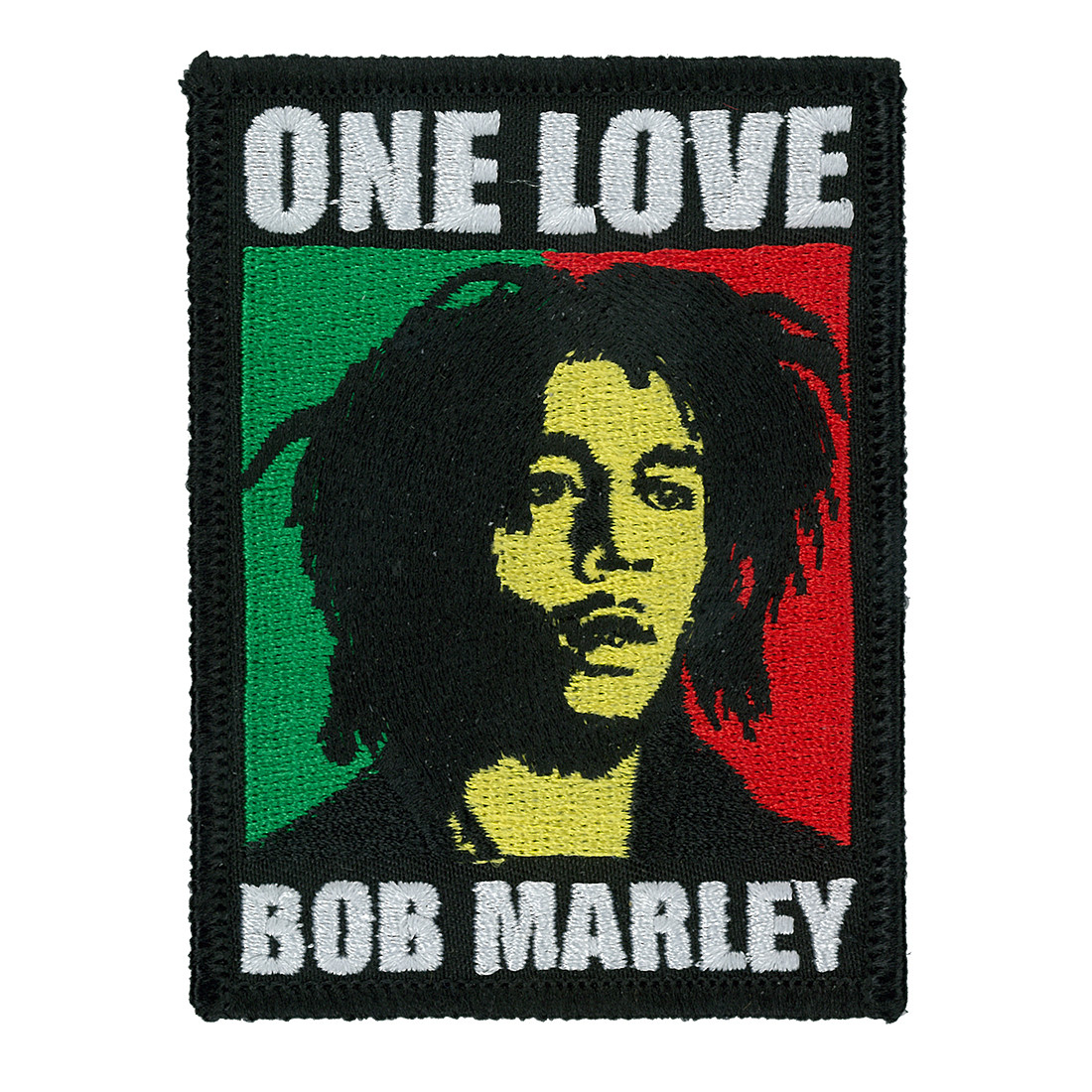 Marley One Love Patch