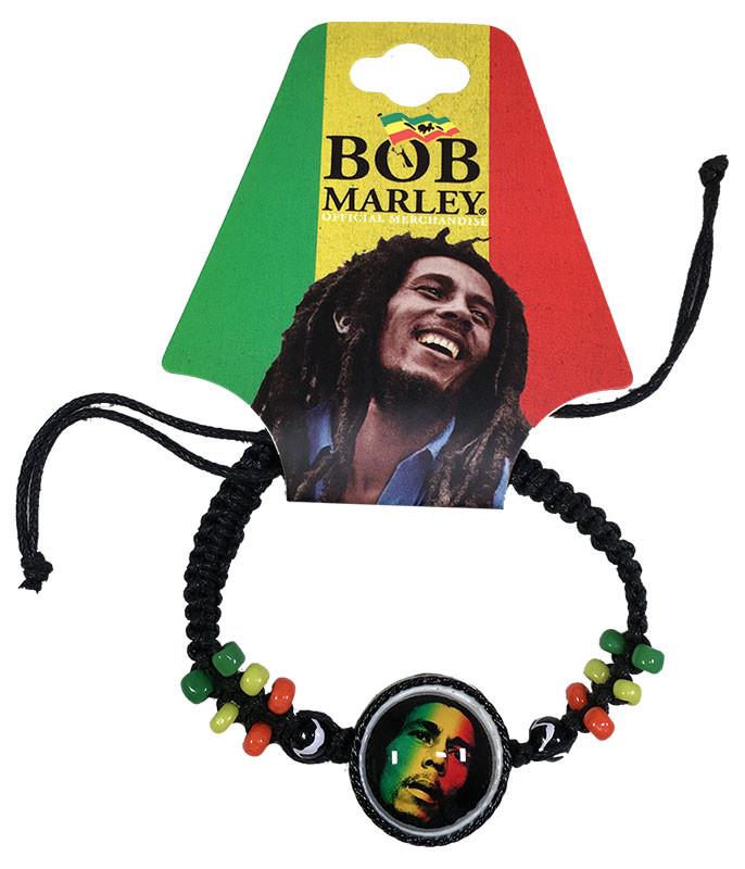 Bob Marley Redemption Hemp Bracelet
