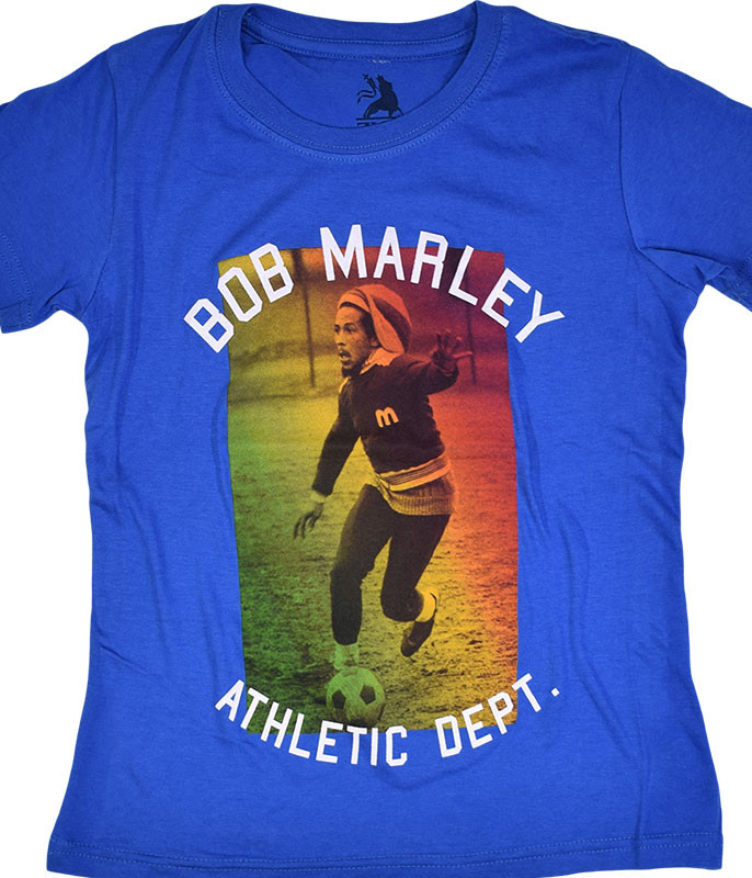 Marley Athletic Dept. Youth Blue T-Shirt