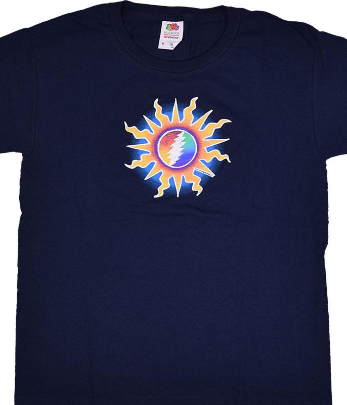 GD Sunshine Lightning Navy Youth T-Shirt