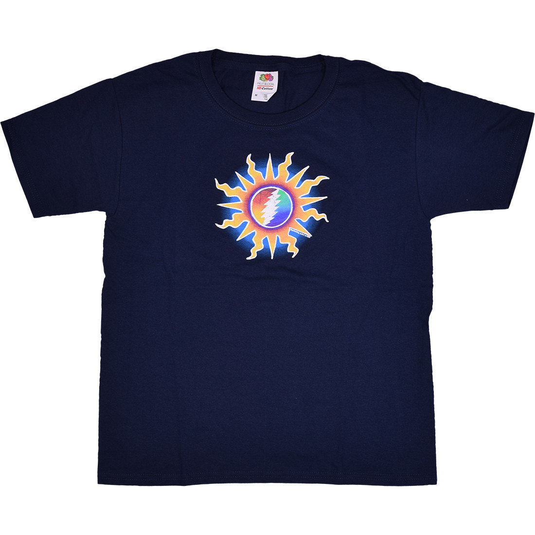 GD Sunshine Lightning Navy Youth T-Shirt