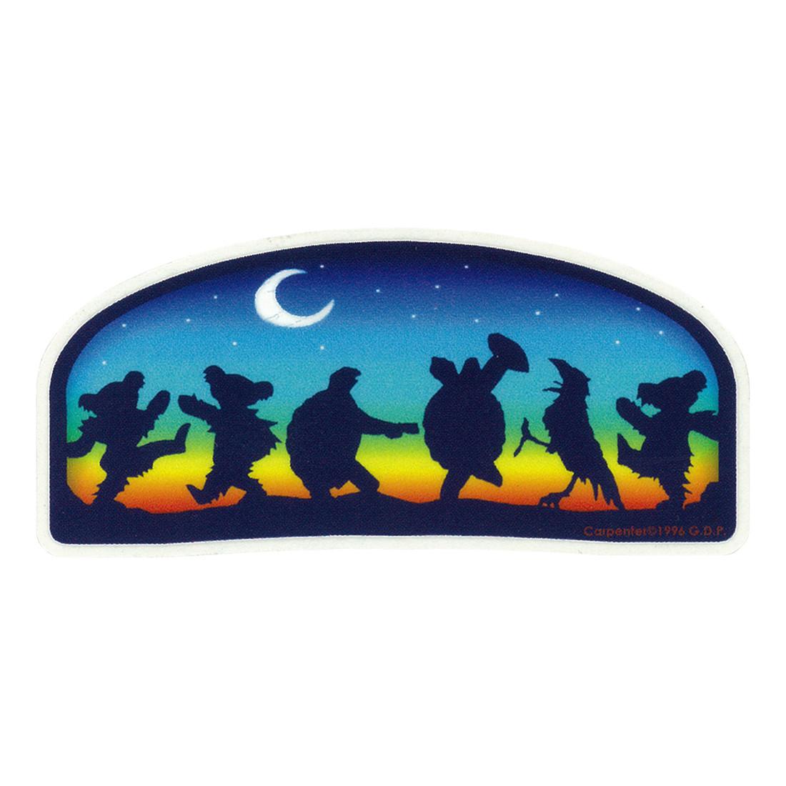 GD Moondance Mini Sticker
