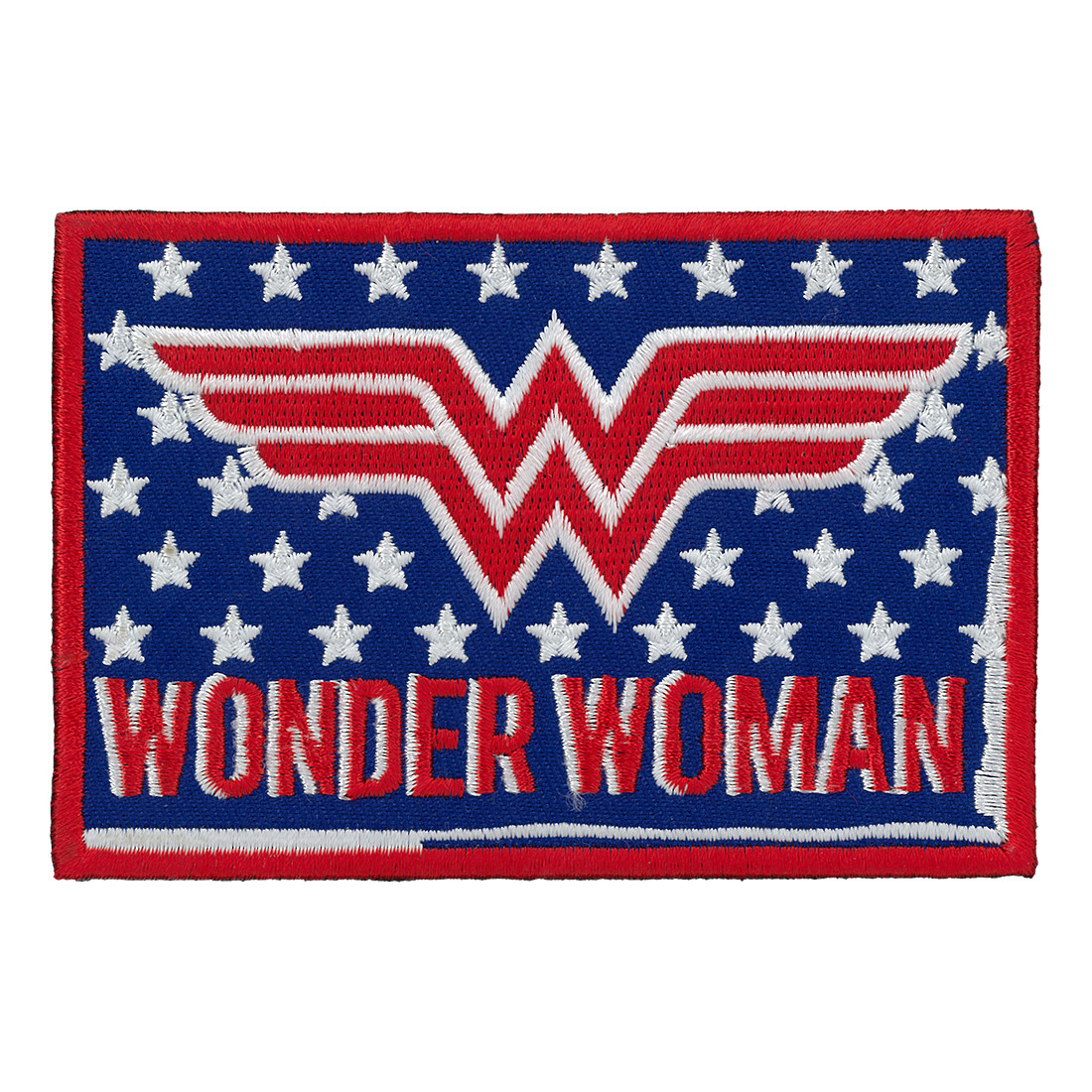 Wonder Woman Retro Patch