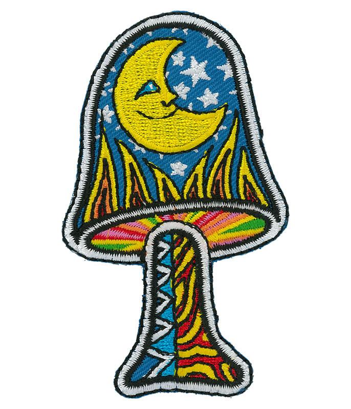 Moon Mushroom Patch