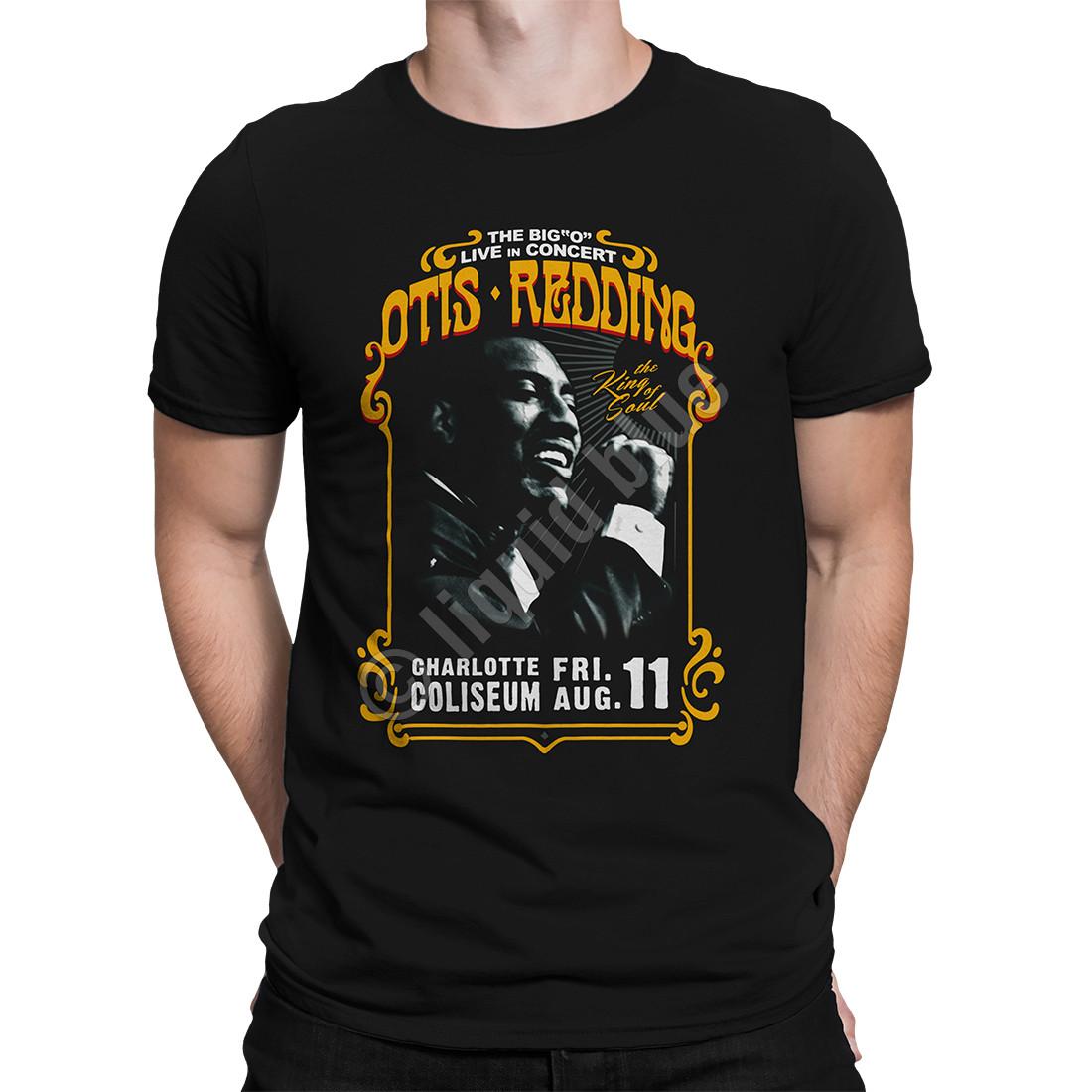 Charlotte Coliseum Black Athletic T-Shirt