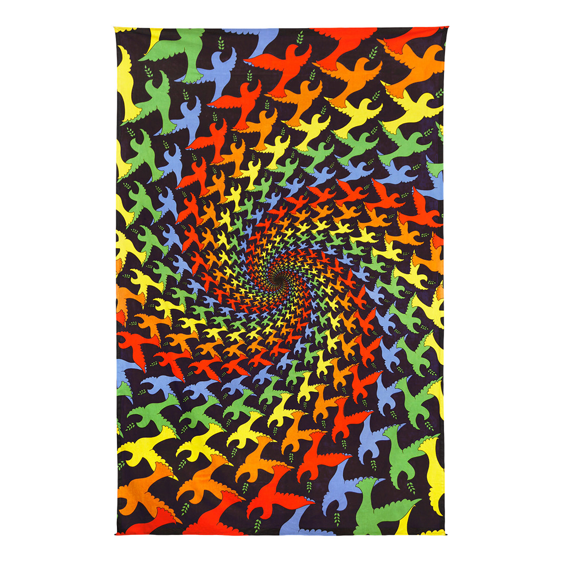 Peace Dove 3D Tapestry