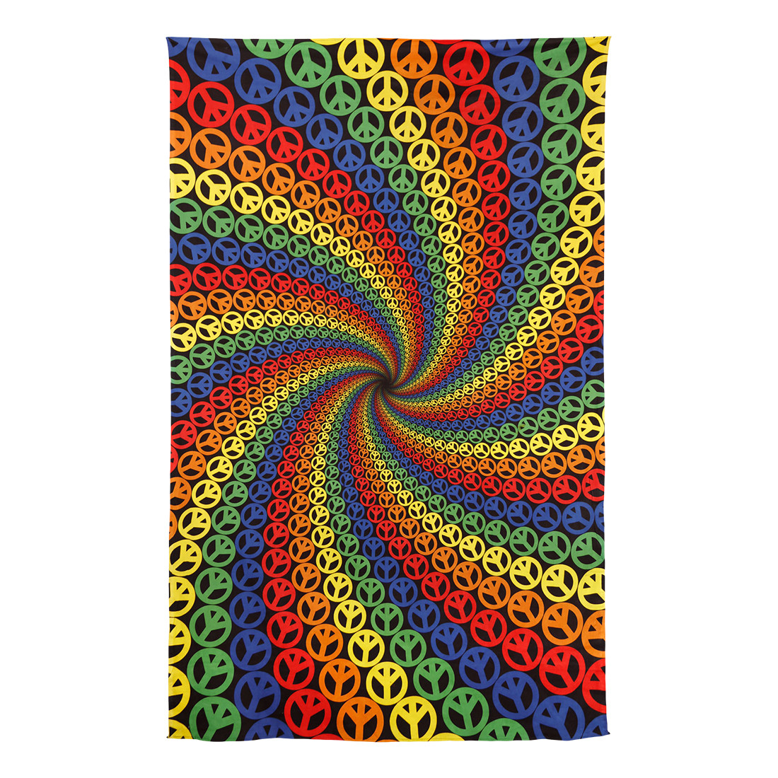 Peace Sign 3D Tapestry
