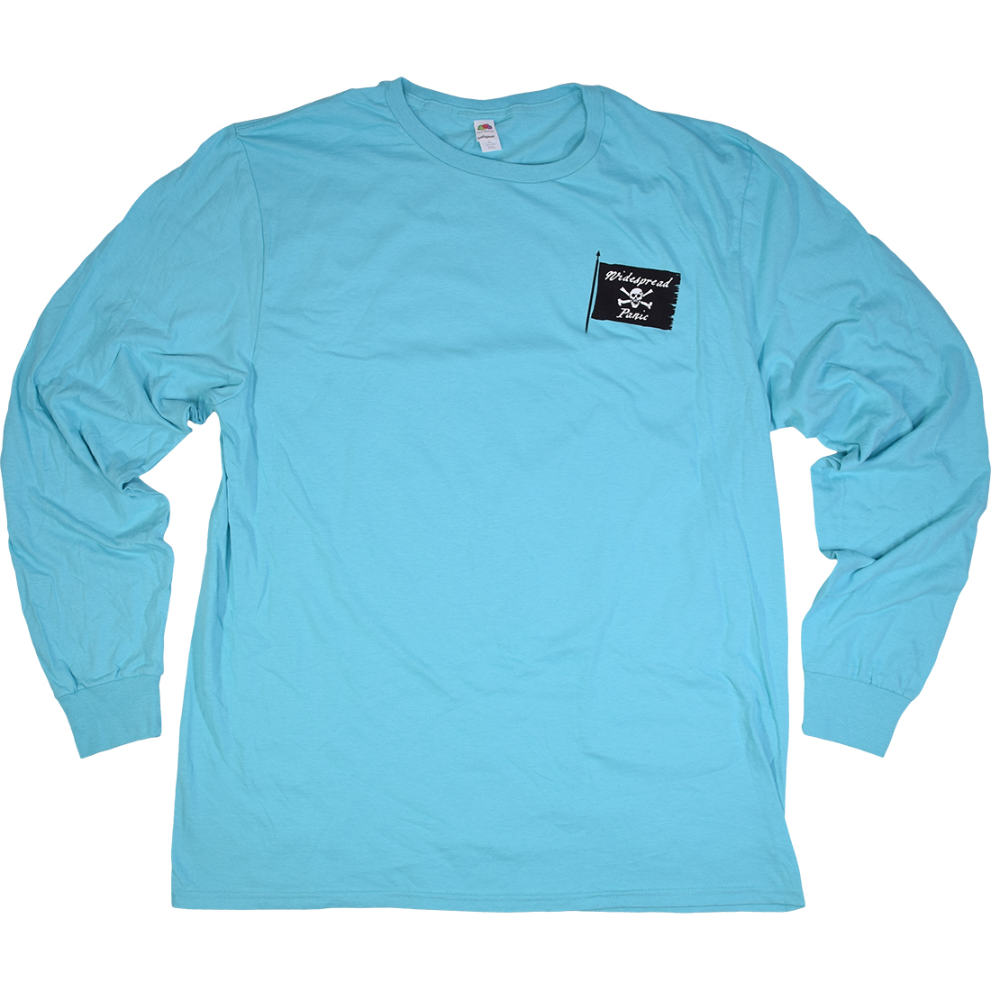 Widespread St. Augustine Light Blue Long Sleeve T-Shirt