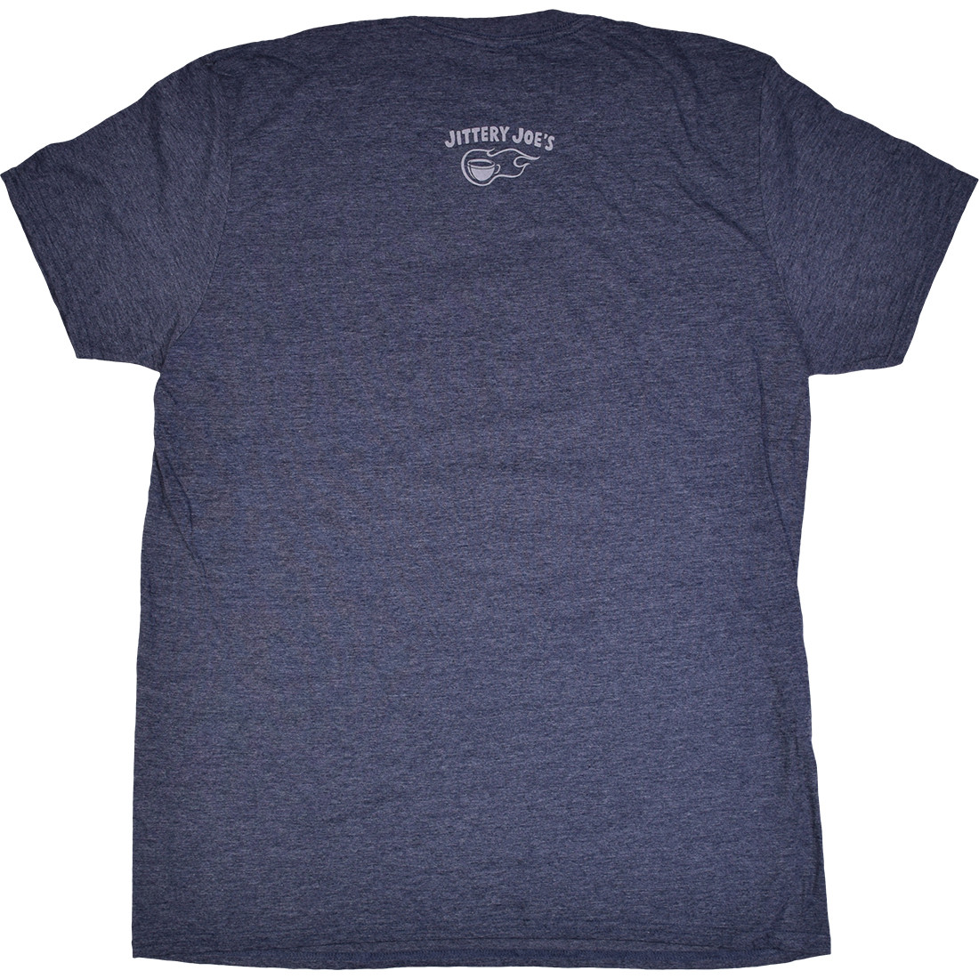 Widespread Panic Up All Night Dark Blue Heather T-Shirt
