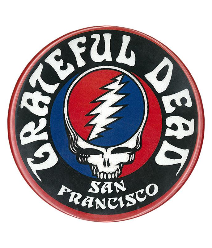 Grateful Dead GD San Fran Logo Magnet