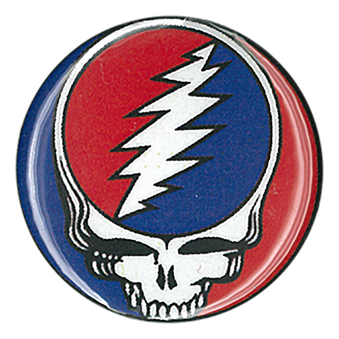 GD Steal Your Face Pin
