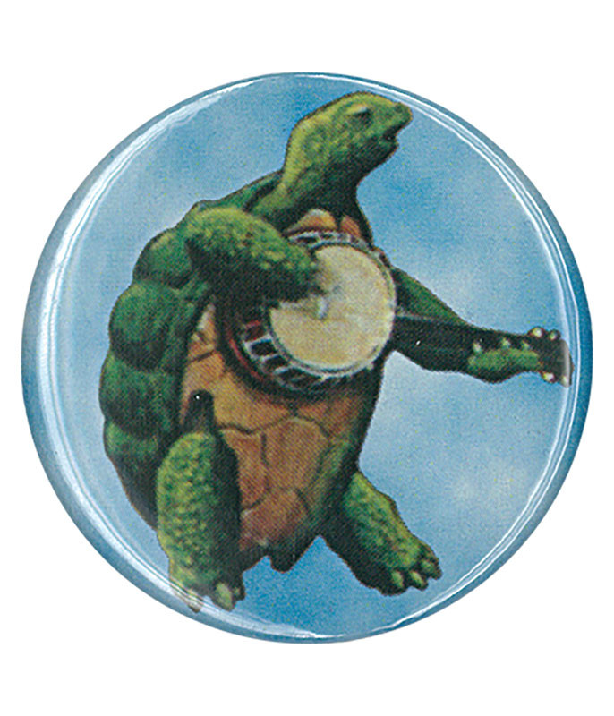 GD TERRAPIN AND BANJO PIN